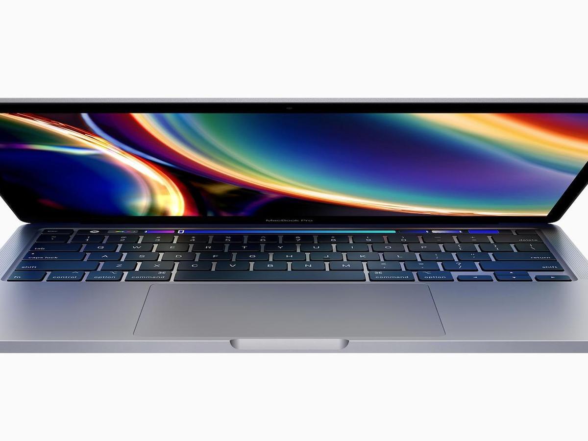 GPU no MacBook Pro tem 8 núcleos de base