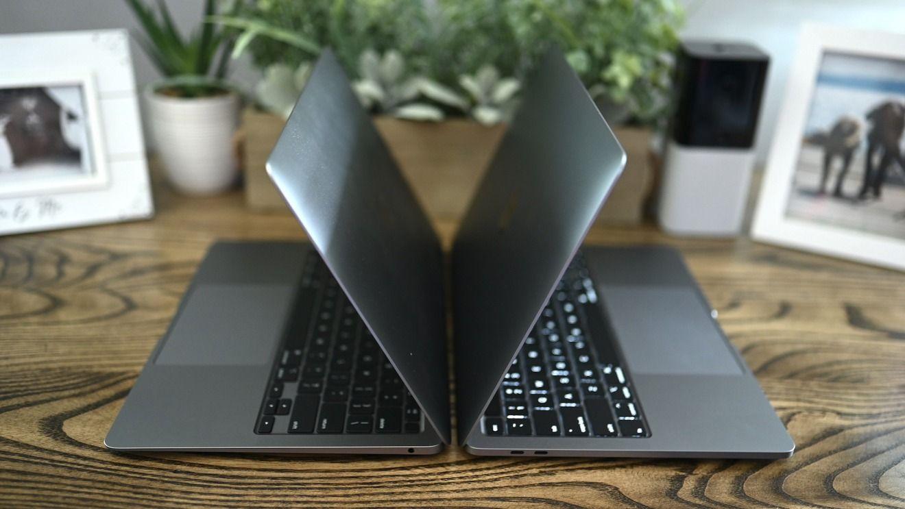 MacBook Air e MacBook Pro