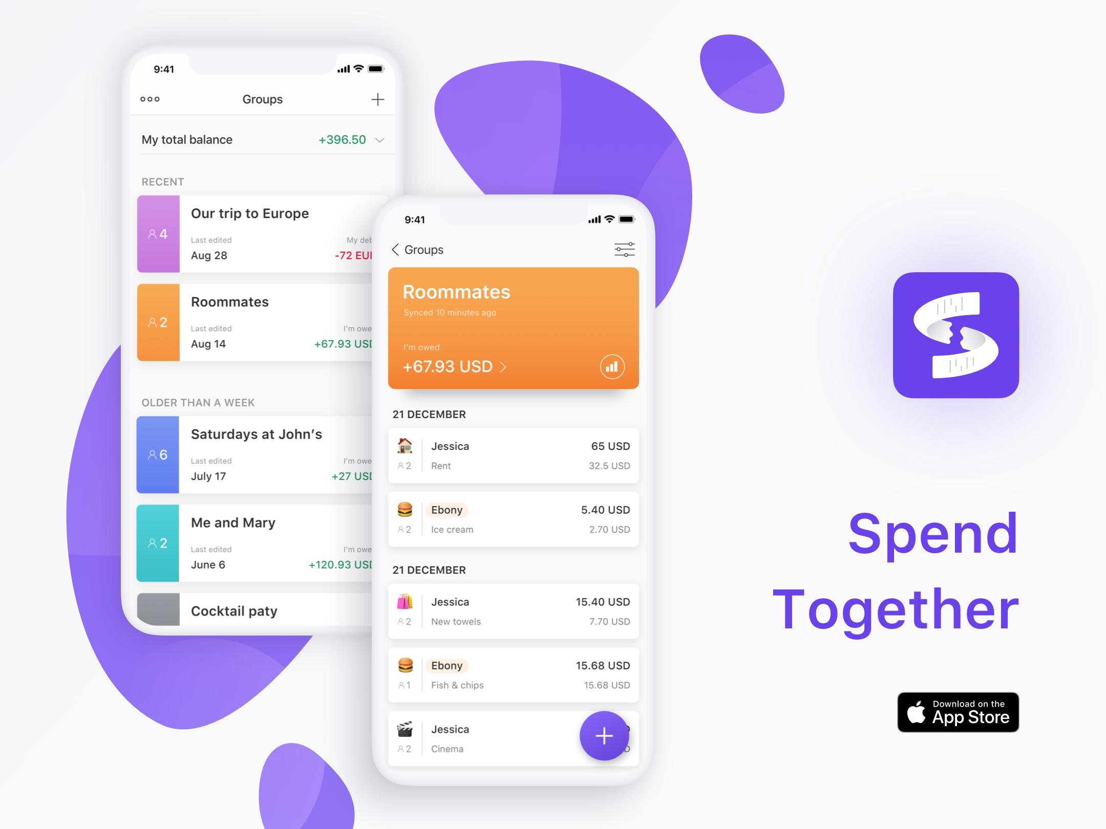 Spend Together