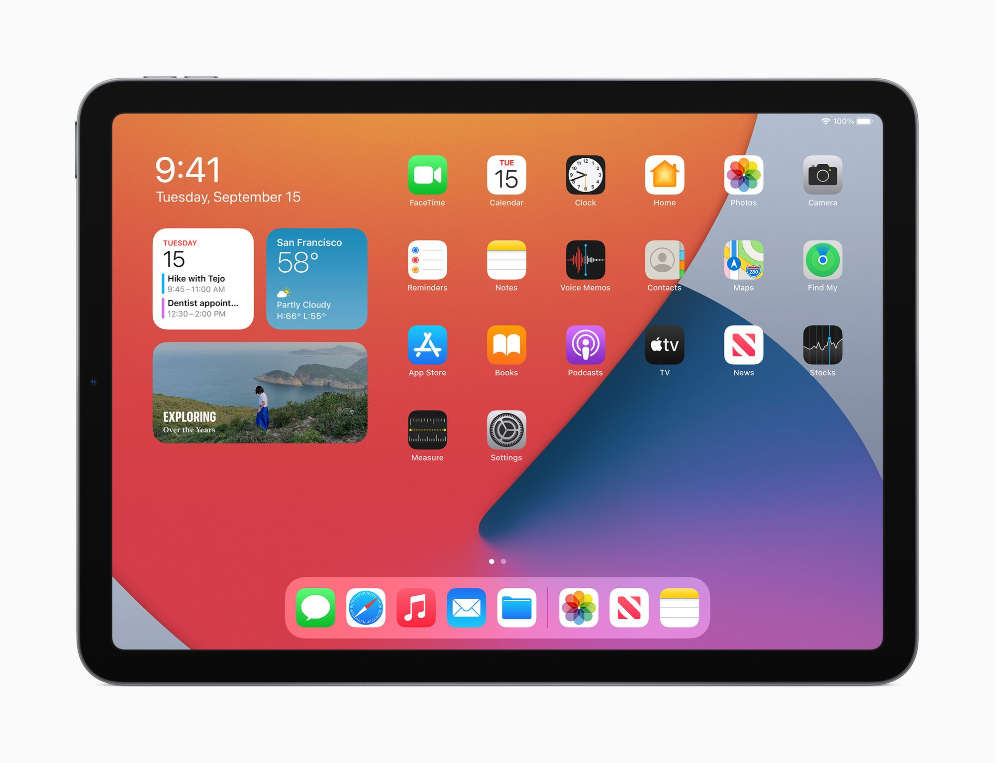 iPad Air 4ª geração