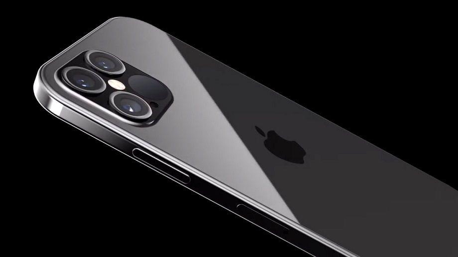 Conceito do iPhone 12 Pro