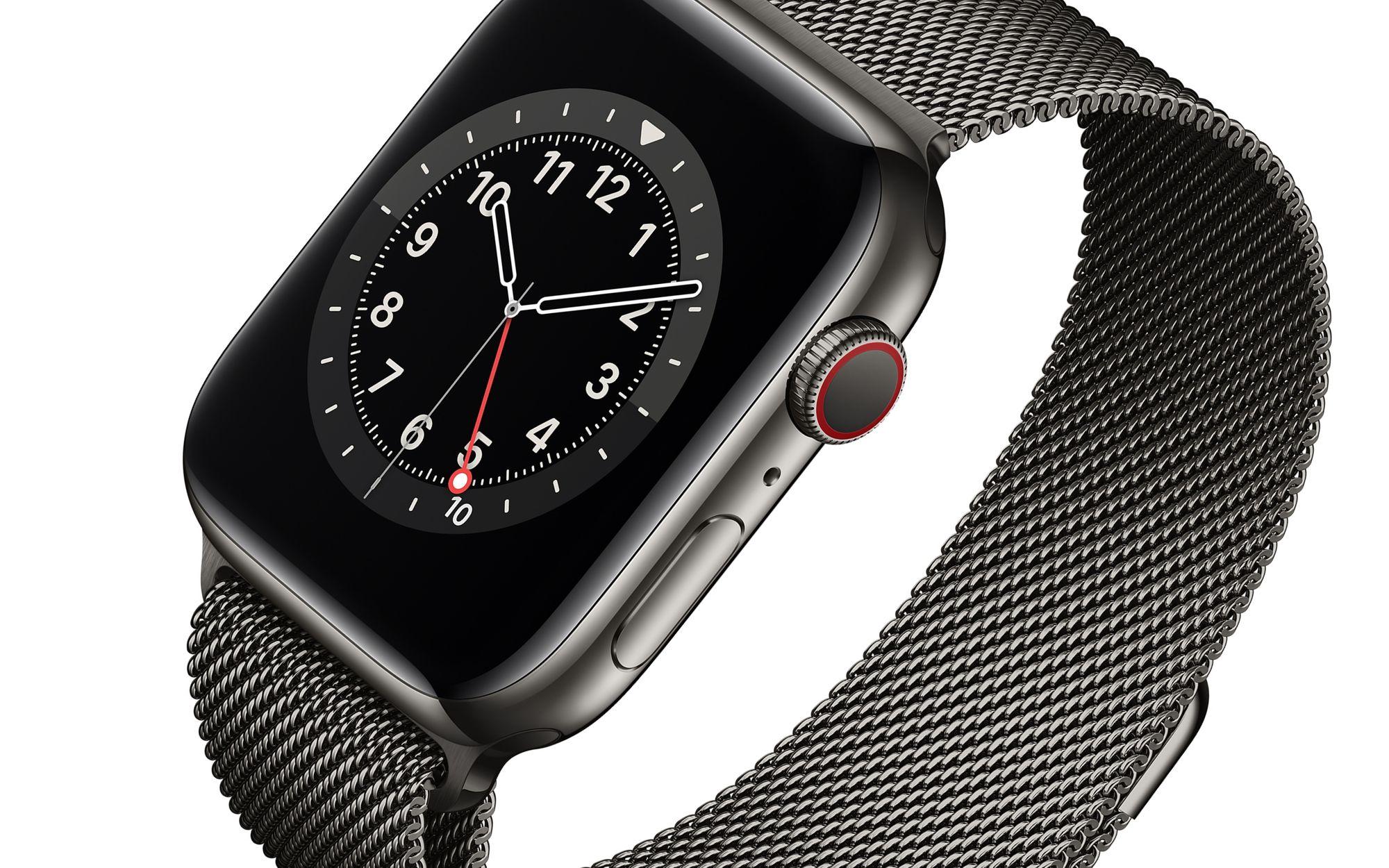 Apple Watch GPS + Cellular