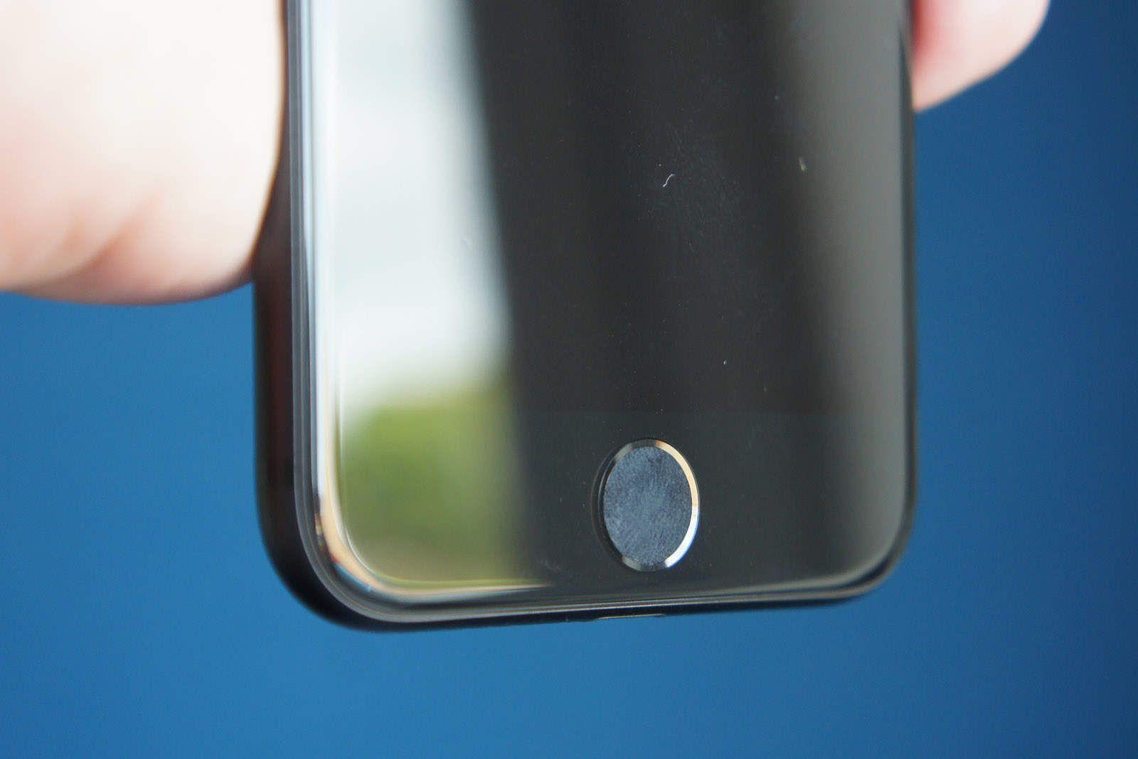 Botão home no iPhone SE