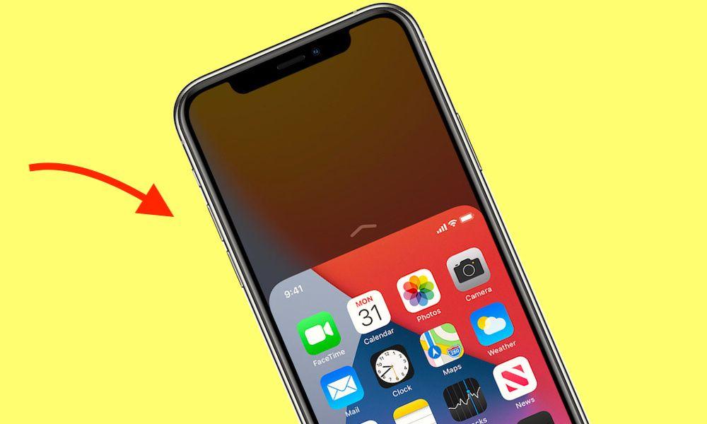 Acesso fácil no iPhone