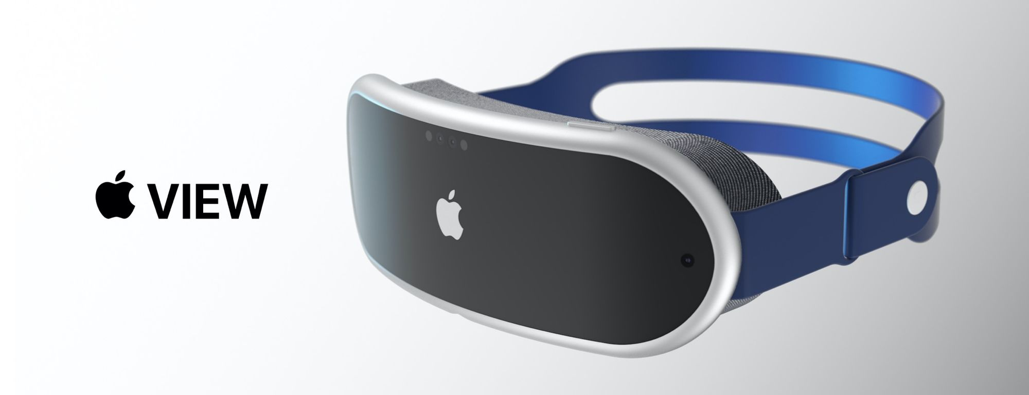 Vista frontal do Apple View