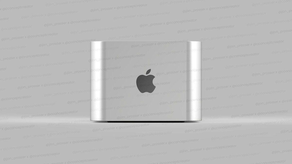 Mac Pro Mini ou Mac Mini Pro (fonte: Jon Prosser)