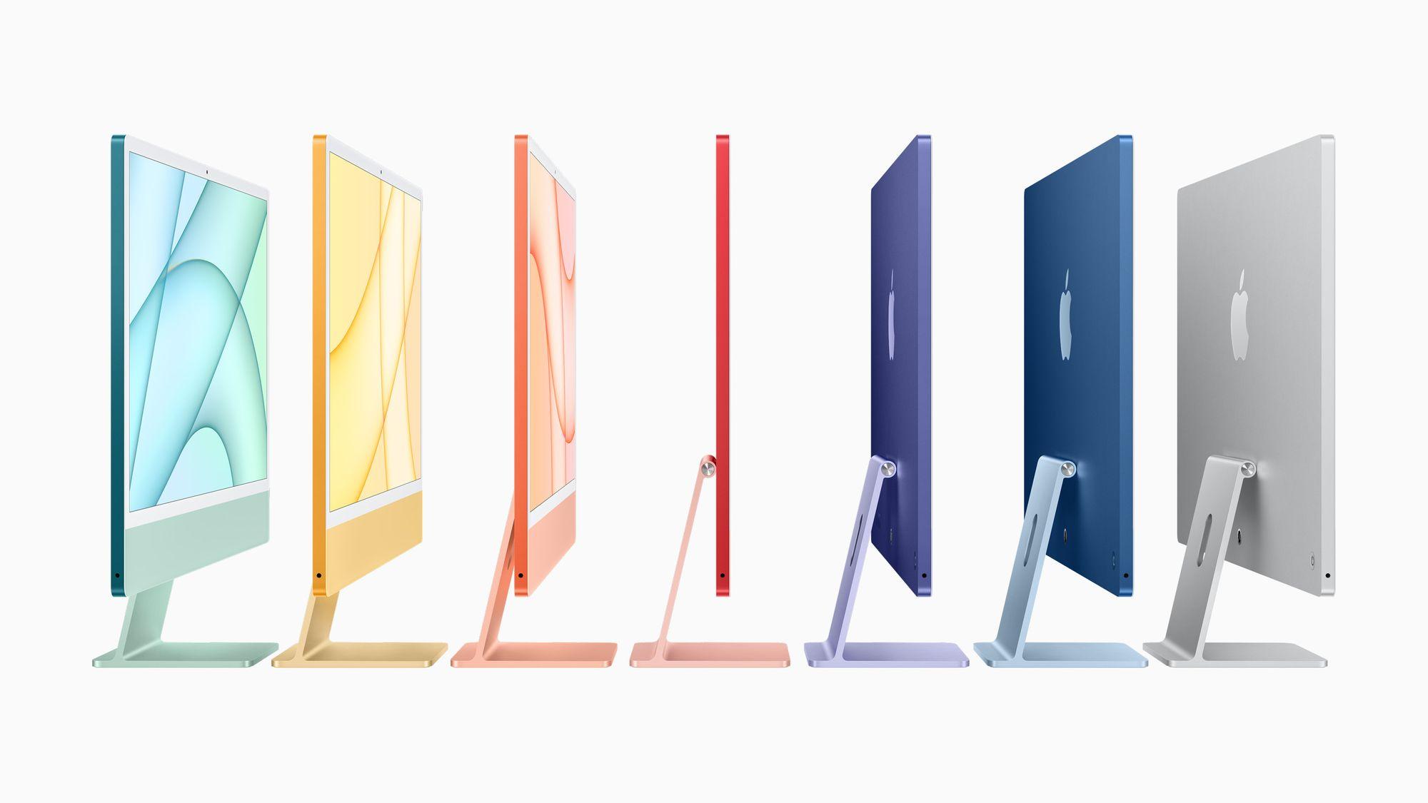 iMac de 24 polegadas com M1