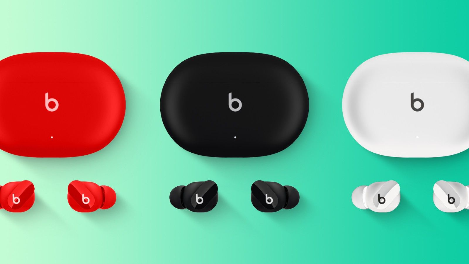 Conceito dos Beats Studio Buds do MacRumors