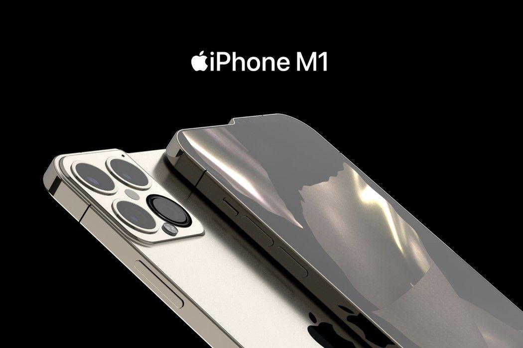 Conceito de iPhone M1 idealizado por António de Rosa