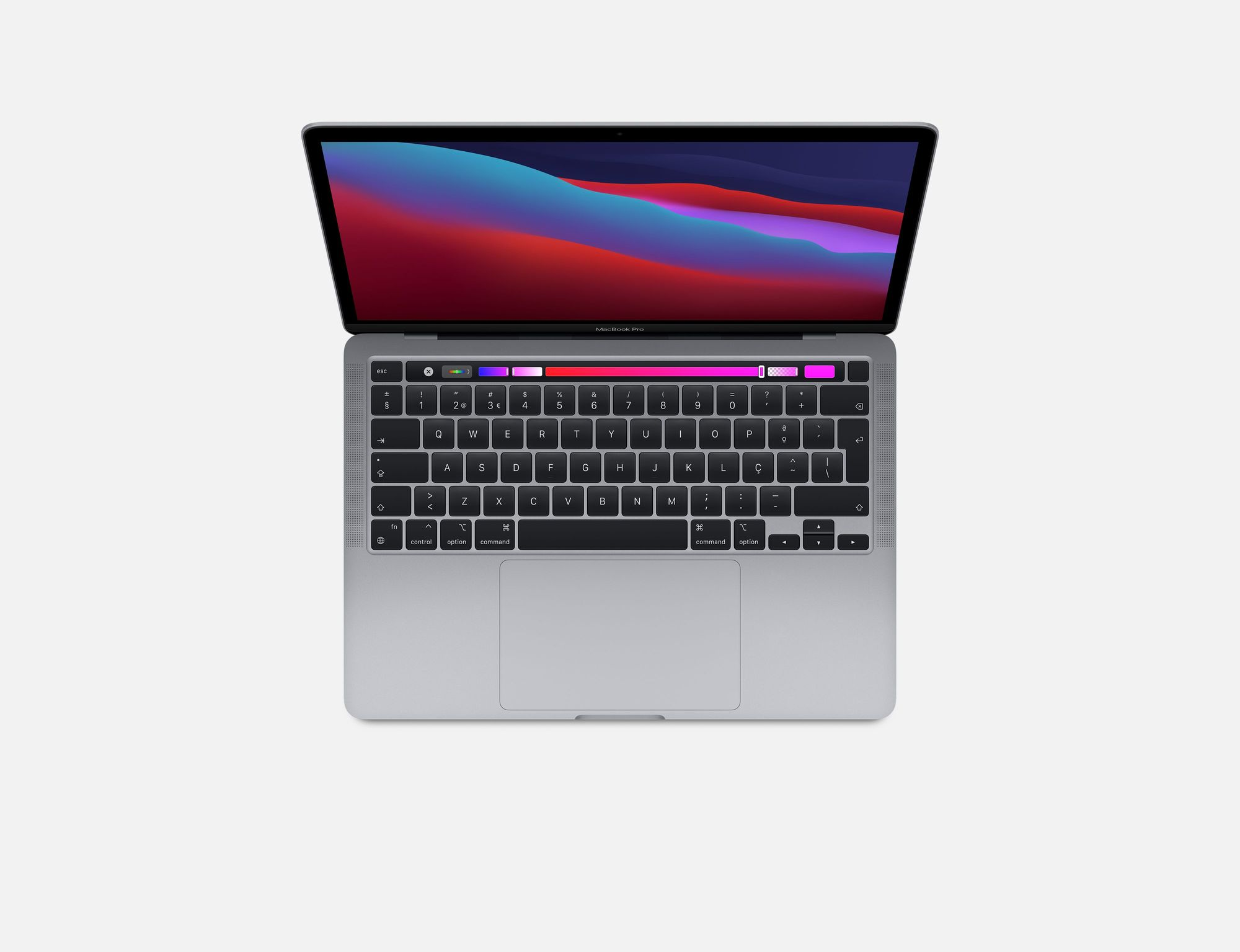 "MacBook Pro 13"" M1, 16GB RAM, 256GB SSD"