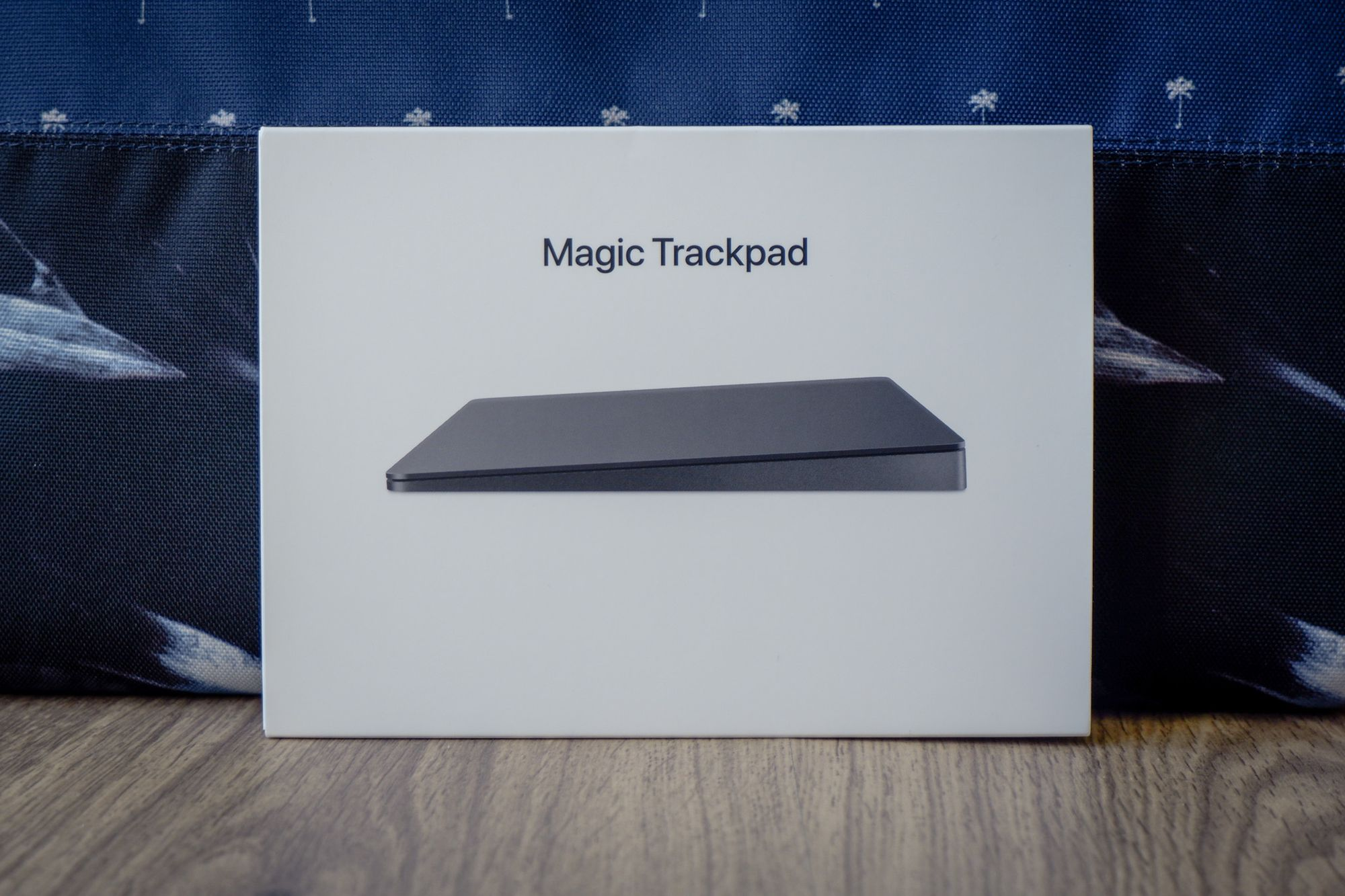 Magic Trackpad Cinzento Sideral