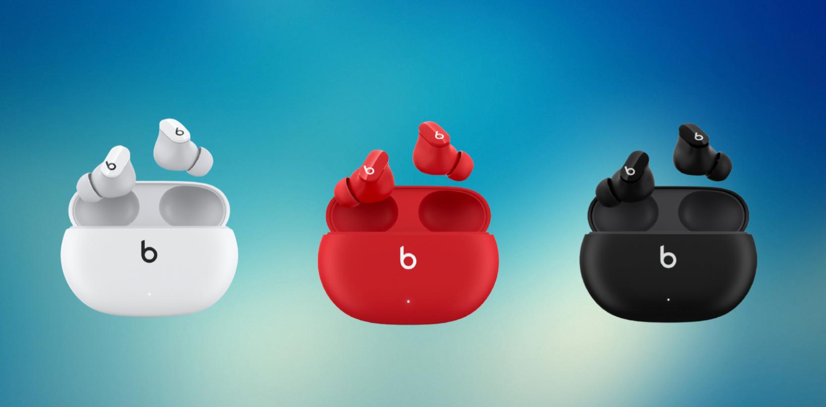 Beats Studio Buds | Três cores à escolha