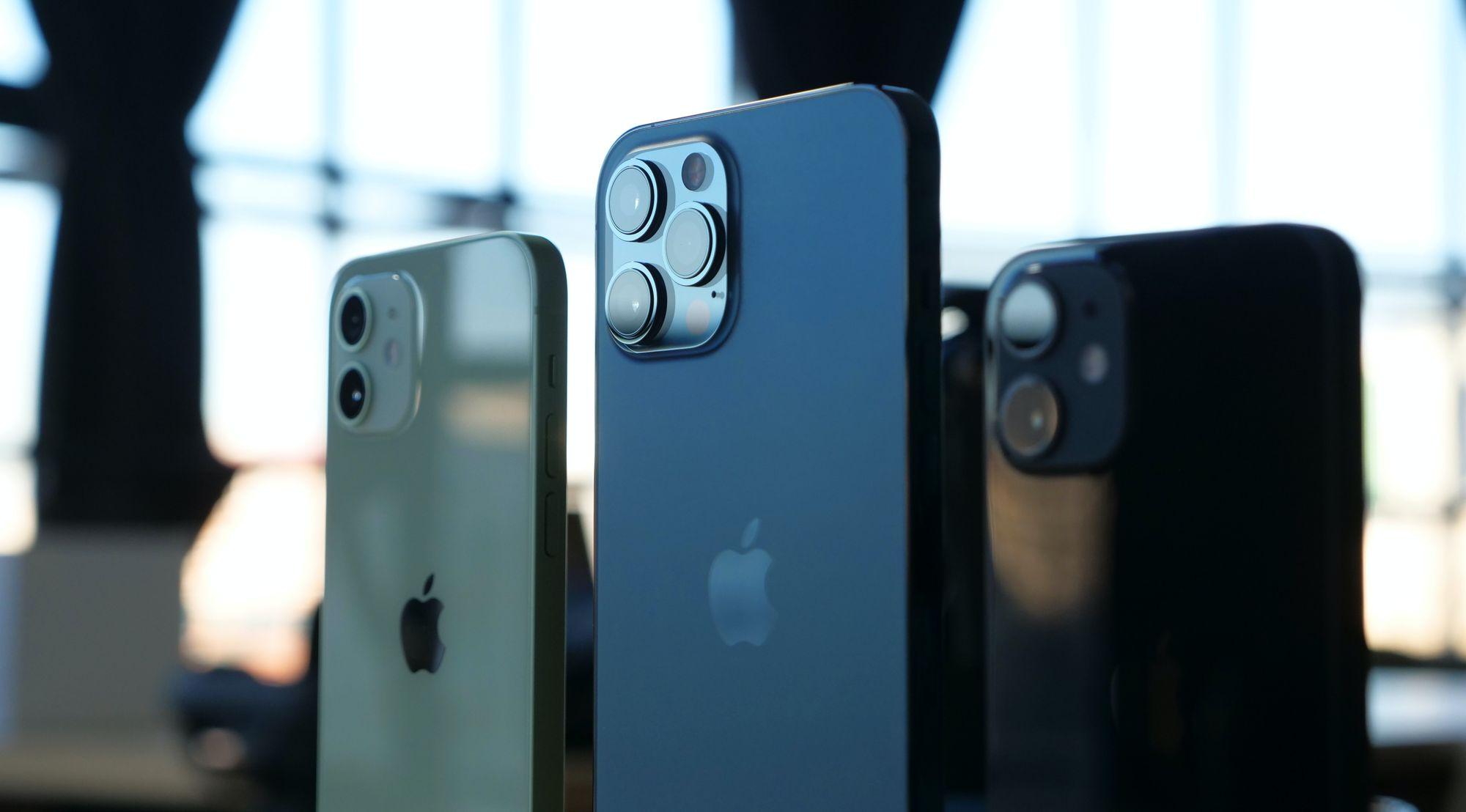 Apple iPhone 12 e 12 Pro