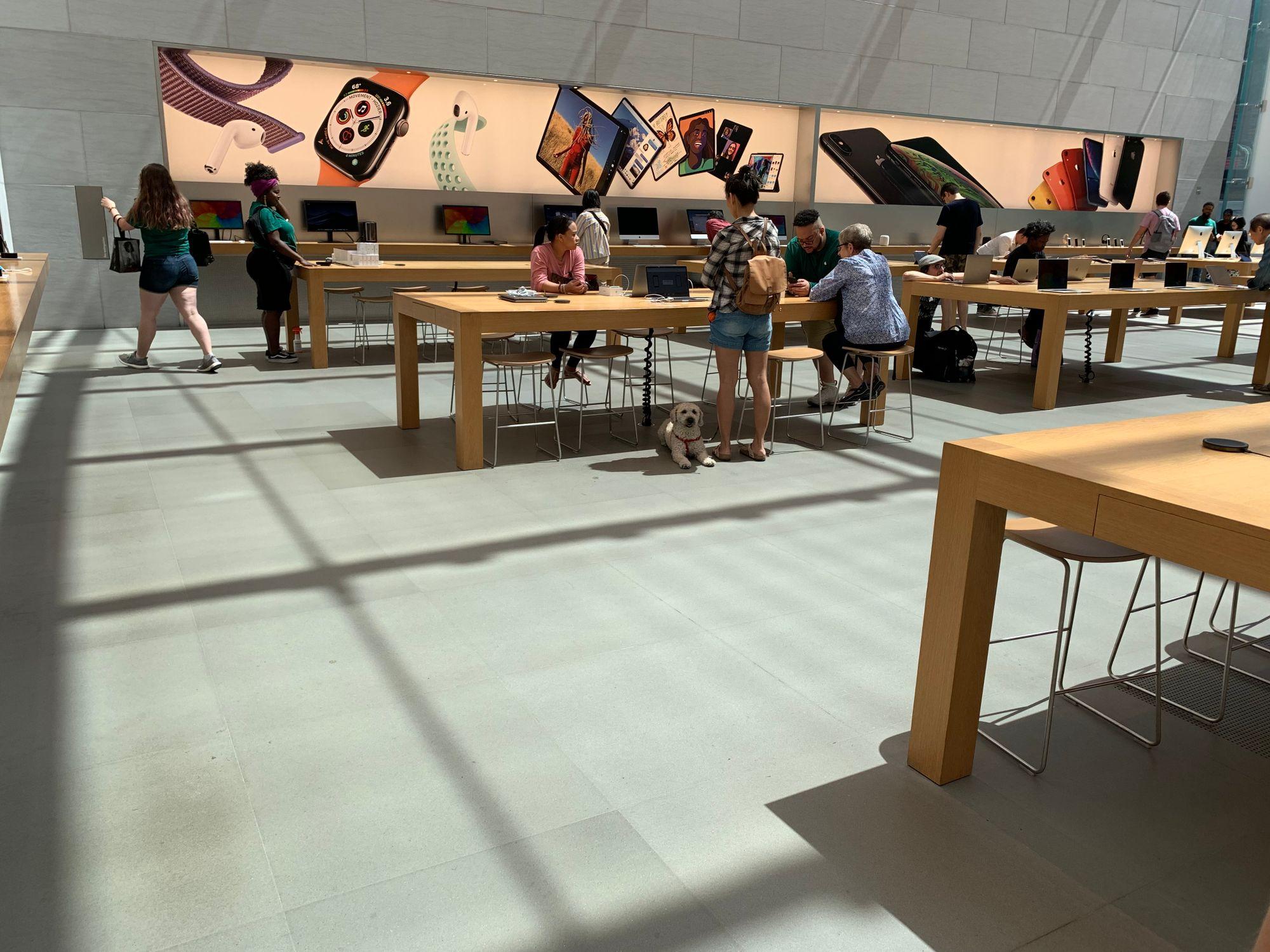 Apple Store Upper West Side, Nova Iorque