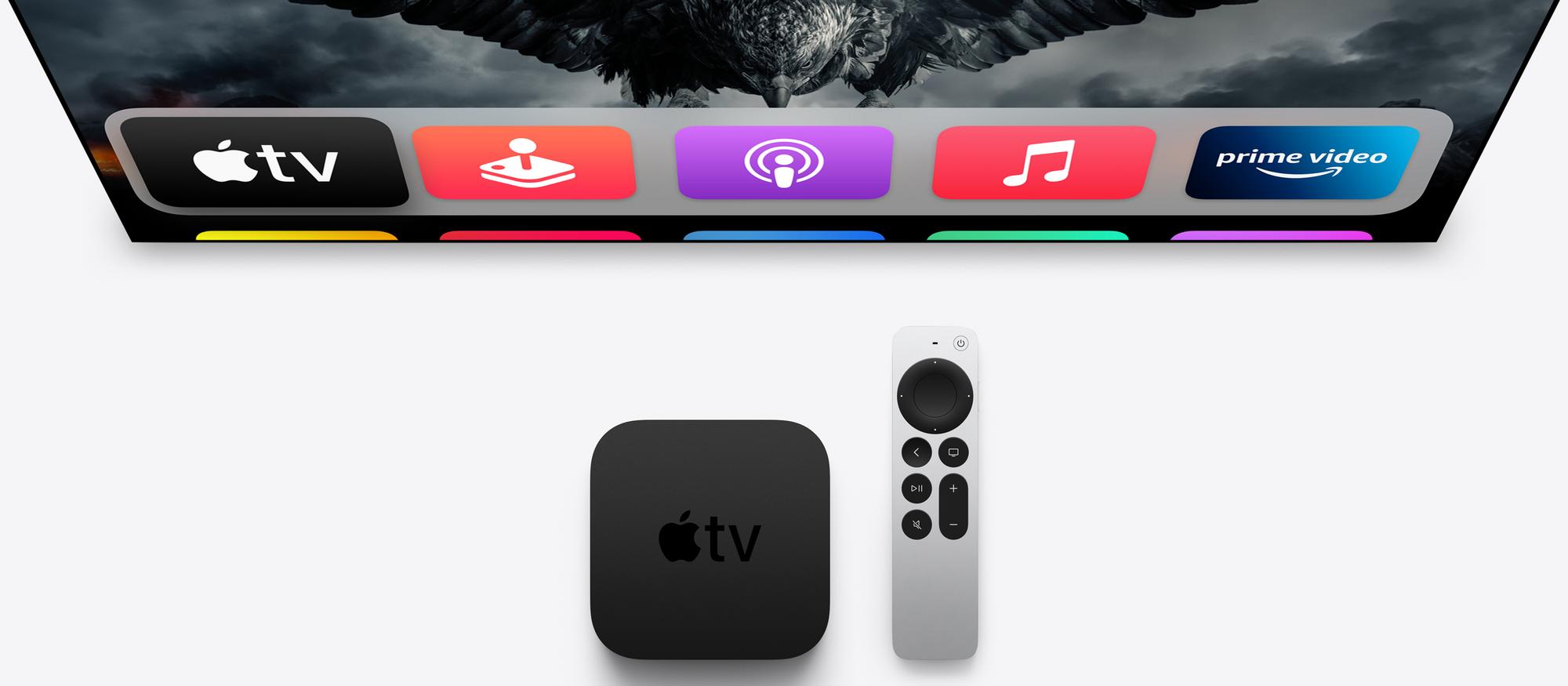 Apple TV | Fonte: Apple