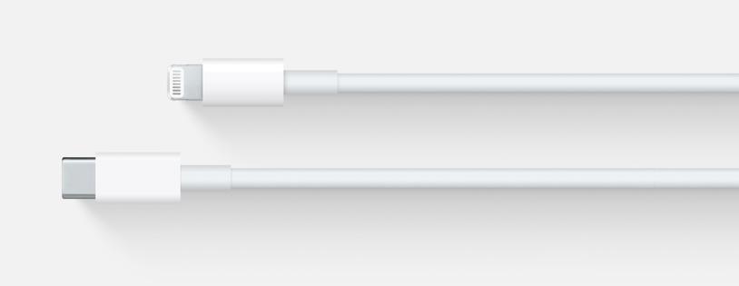 Cabo Apple USB-C / Lightning | Fonte: Apple