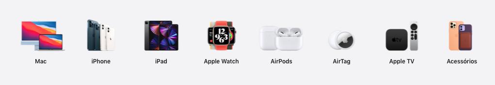 Apple Store portuguesa | Fonte: Apple