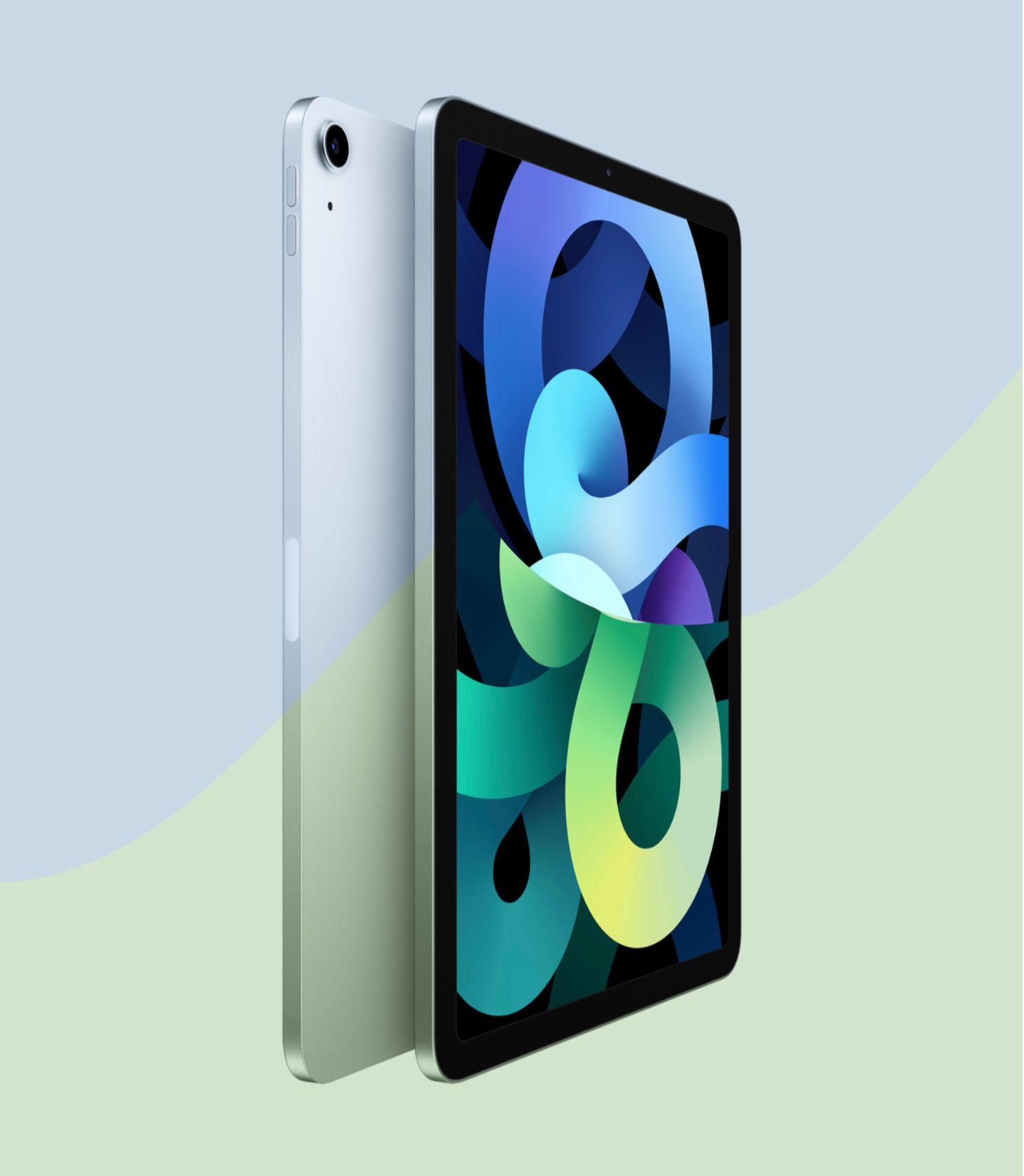 iPad Air de quarta geração, lançado em 2020.
